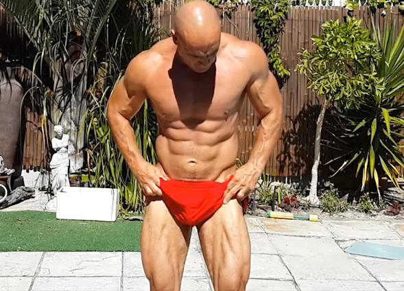 aesthetic leg training