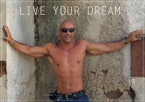 Live your dream GERT LOUW