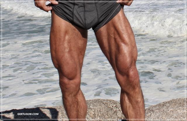 Gert Louw LEGS CB
